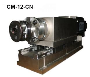 Reivax Maquinas, SL: CM-12-CN Roscador-Chaflanador mulifunción totalmente programable.