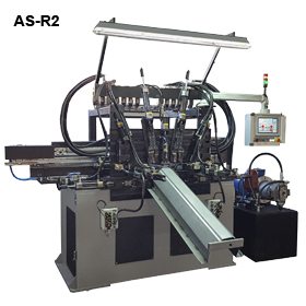 ReivaxMaquinas SL: AS-R2 Machine for manufacturing wire handles for buckets