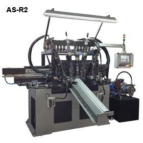 ReivaxMaquinas SL: AS-R2 Máquina fabricación asas metalicas para cubos